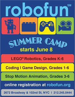 Click here to go to the RoboFun website