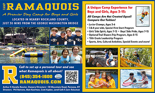 Click here to go to the Camp Ramaquois NY website