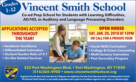Click here to go to the Vincent Smith Ad website