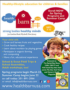 Click here to go to the health barn website