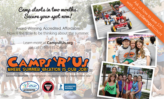 Click here to go to the Camps R Us website