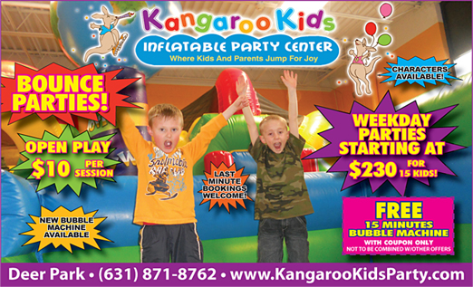 Click here to go to the Kangaroo Kids website