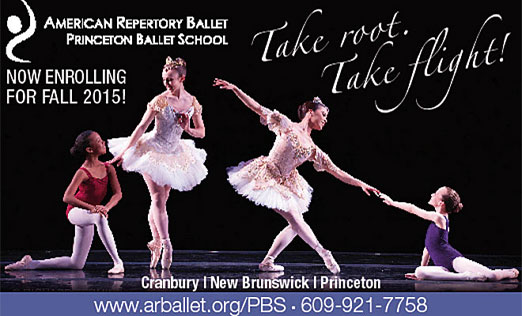 Click here to go to the American Repertory Ballet website