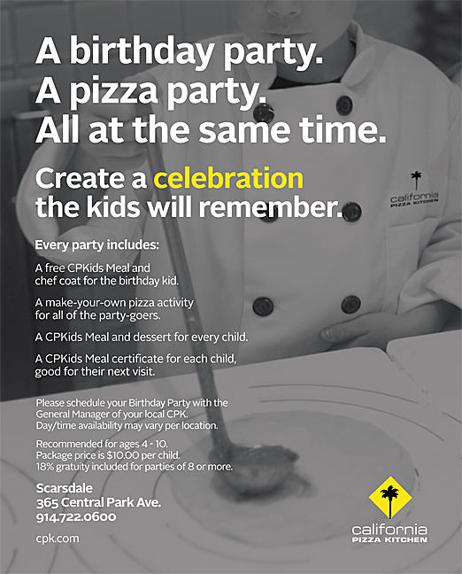 Click here to go to the California Pizza Kitchen Ad website