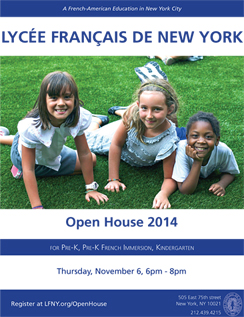 Click here to go to the Lycee Francais website