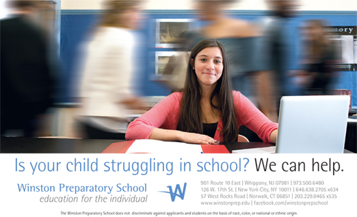 Click here to go to the Winston Preparatory School website
