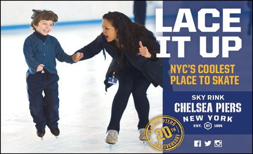 Click here to go to the Chelsea Piers website