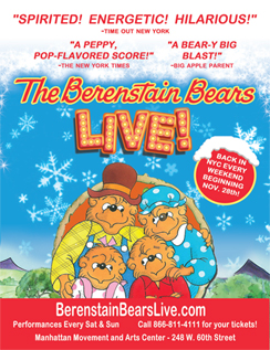 Click here to go to the Berenstain Bears website