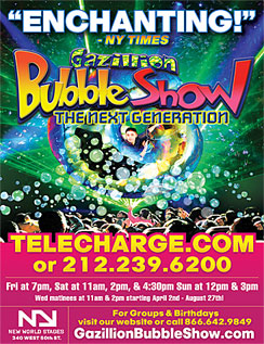 Click here to go to the Gazillion Bubbles Ad website