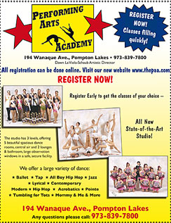 Click here to go to the Performing Arts Academy website
