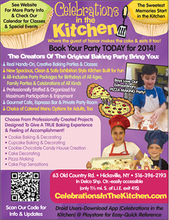 Click here to go to the Celebrations in the Kitchen website