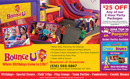 Click here to go to the Bounce U Oceanside website