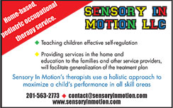 Click here to go to the sensory in motion website