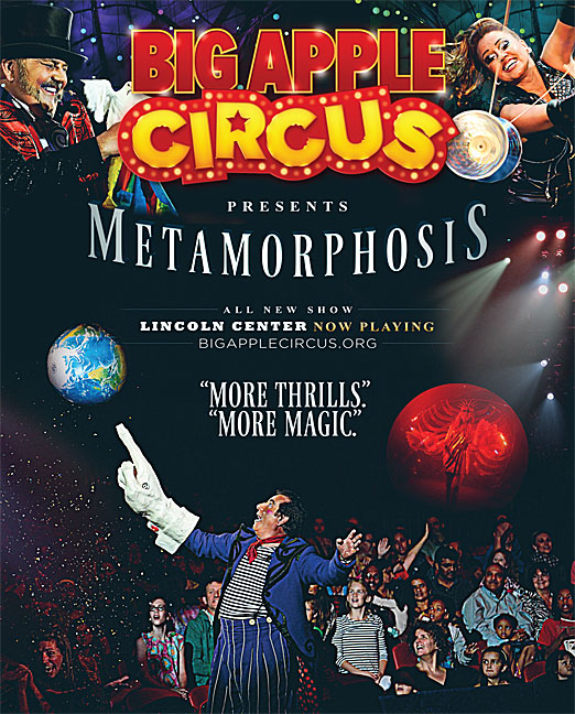 Click here to go to the Big Apple Circus M website