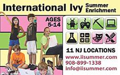 Click here to go to the International Ivy website