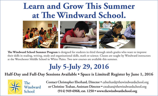 Click here to go to the Windward Ad website