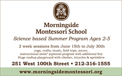 Click here to go to the Morningside Montessori website