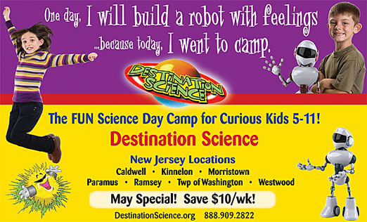 Click here to go to the Destination Science Ad NJ website