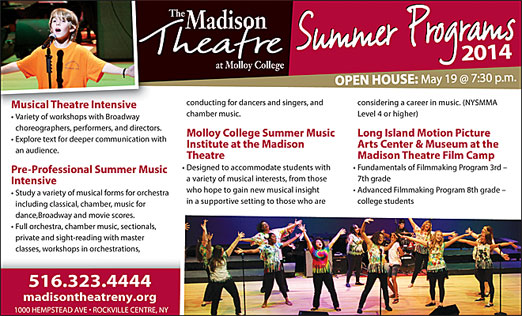 Click here to go to the Madison Theatre Ad website