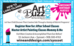 Click here to go to the Art Buzz Kids website