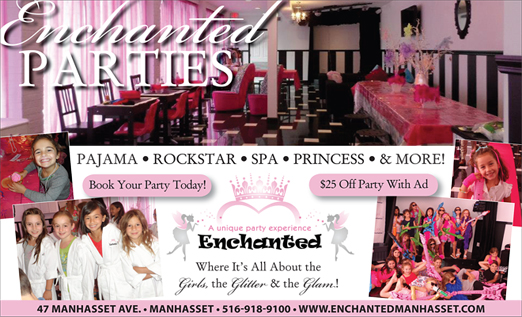Click here to go to the Enchanted Parties website