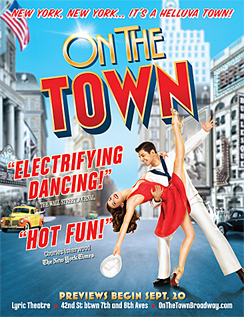 Click here to go to the On the Town Ad website