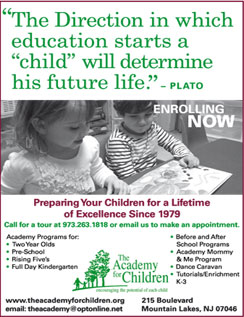 Click here to go to the Academy for Children website