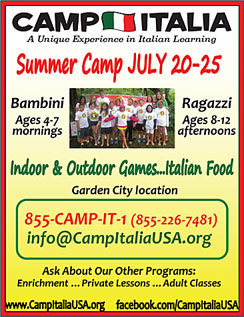 Click here to go to the Camp Italia Ad website