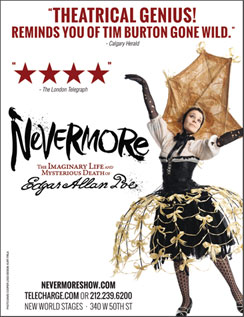 Click here to go to the Nevermore Ad website