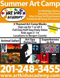 Click here to go to the Art Kids academy website