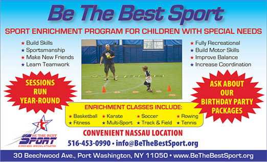 Click here to go to the Be the Best Sport website