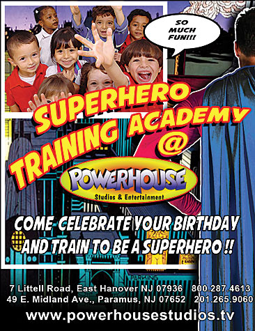 Click here to go to the powerhouse superhero website