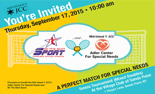Click here to go to the Be the Best Sport_Tennis Event website
