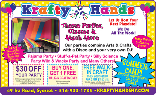 Click here to go to the Krafty Hands Ad website