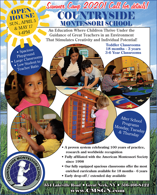 Click here to go to the Countryside Montessori website