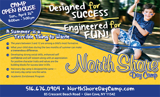 Click here to go to the North Shore Day Camp website
