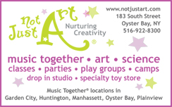 Click here to go to the Not Just Art® Music Together website
