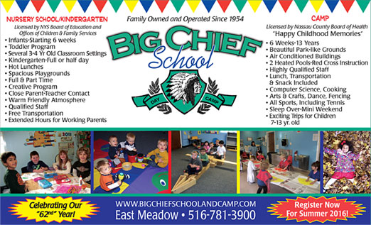 Click here to go to the Big Chief website