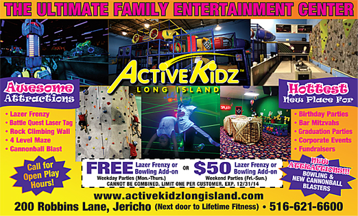 Click here to go to the Active Kidz website
