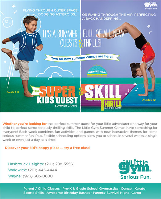 Click here to go to the Little Gym website