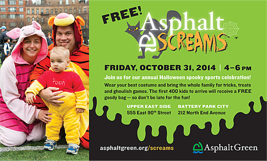 Click here to go to the Asphalt Green website