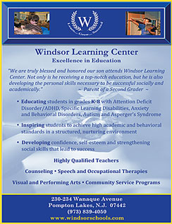 Click here to go to the windsor school website