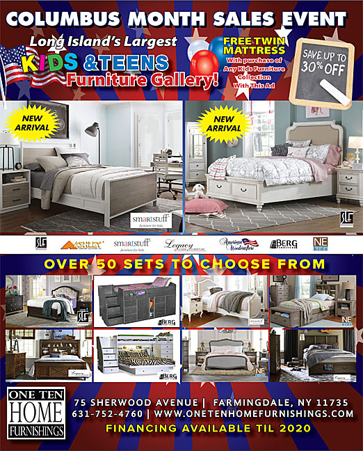 Click here to go to the Rt. 110 Home Furnishing website