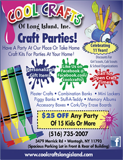 Click here to go to the Cool Crafts website