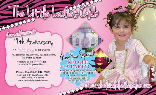 Click here to go to the Little Ladies Club website