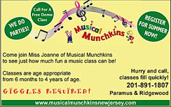 Click here to go to the musical munchkins website