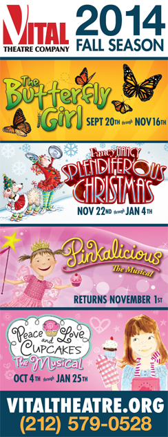 Click here to go to the Vital Children's Theatre website