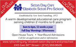 Click here to go to the Seton Preschool website