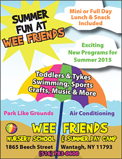 Click here to go to the Wee Friends website