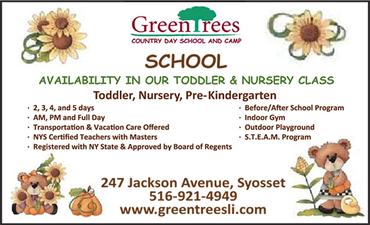 Click here to go to the Greentrees Country Day School website